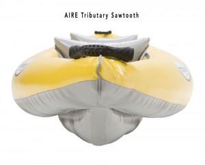 Tributary Sawtooth Kayak Front