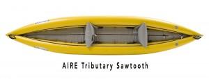 Tributary Sawtooth Kayak Top