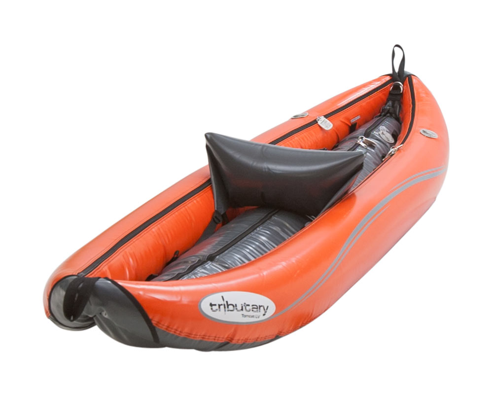 Tributary Tomcat LV Inflatable River Kayak