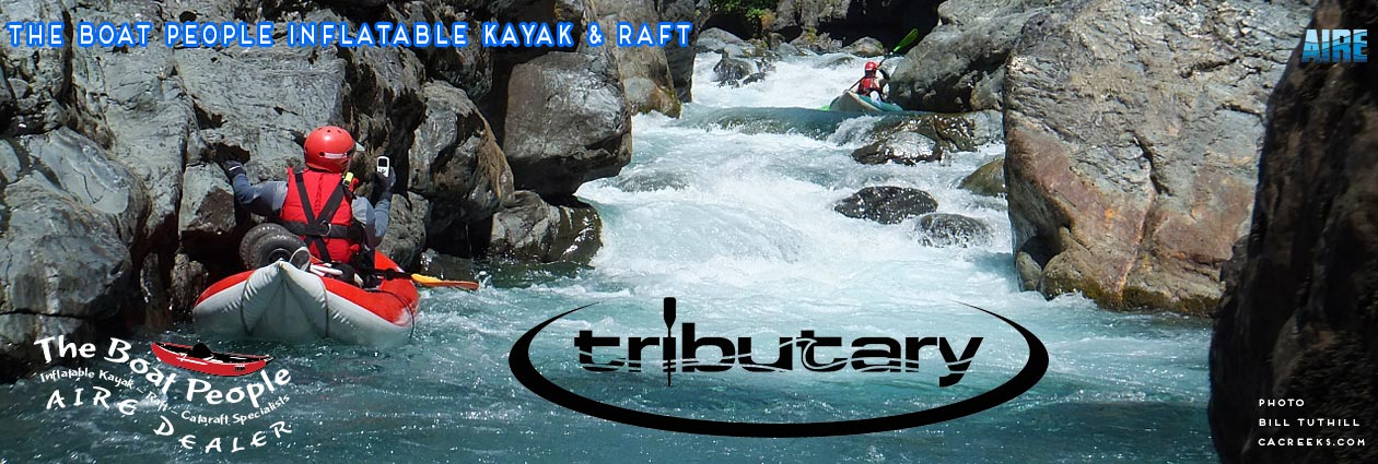 Tributary Kayaks Specialists